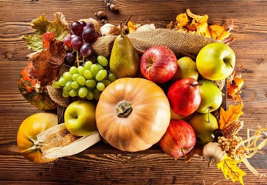 φθινοπωρινά φρούτα και λαχανικά, βιολογικά φρούτα, βιολογικά λαχανικά,