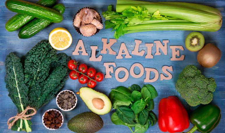 Αλκαλικές Τροφές που Βοηθούν τον Οργανισμό Σου